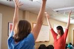 Trauma Center Trauma Sensitive Yoga 20hr Training