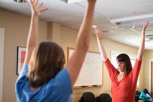 Trauma Center Trauma Sensitive Yoga 20hr Workshop