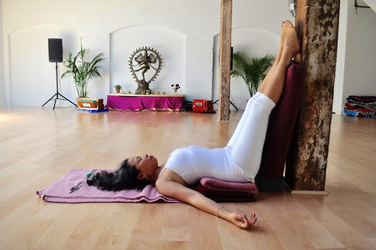 Creating Sanctuary: Restorative Yoga Teacher Training with Full & Minimal Props
