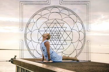 Chakra Spiral Flow