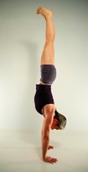 Inner Aviation: Flying Lessons and Arm Balances