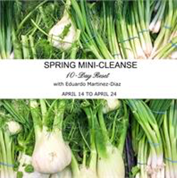Spring Mini-Cleanse: 10 Day Reset